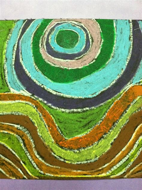 The smARTteacher Resource: Warm and Cool Color Landforms