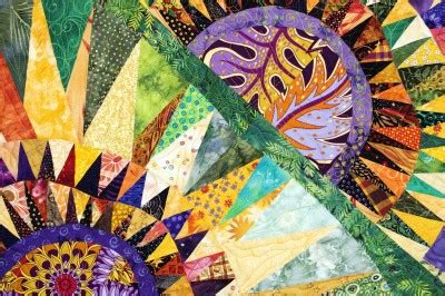 Colorful Blanket jigsaw puzzle in Handmade puzzles on