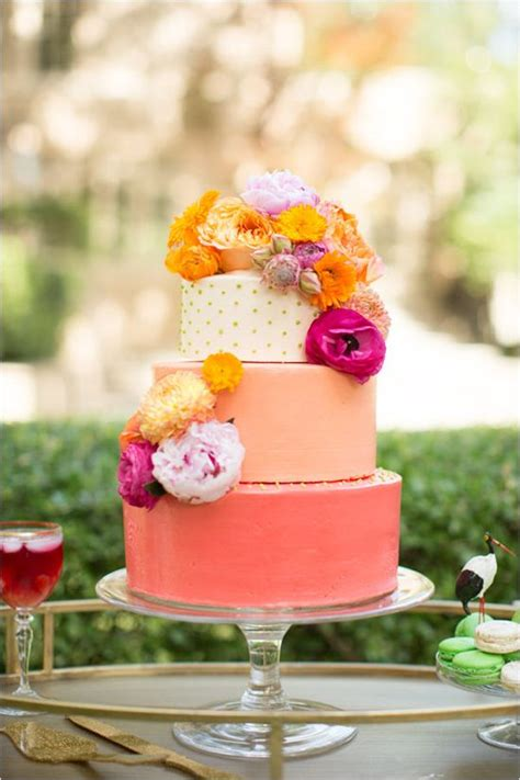coral wedding color combos | color schemes for summer