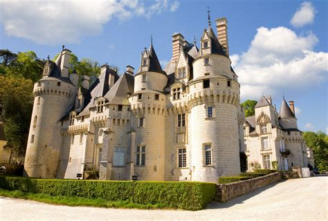 Usse Castle, Loire Valley, France jigsaw puzzle in Castles