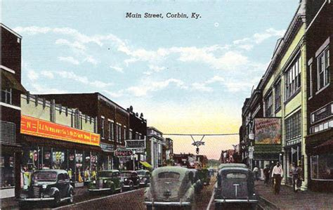 Penny Postcards from Whitley County Kentucky